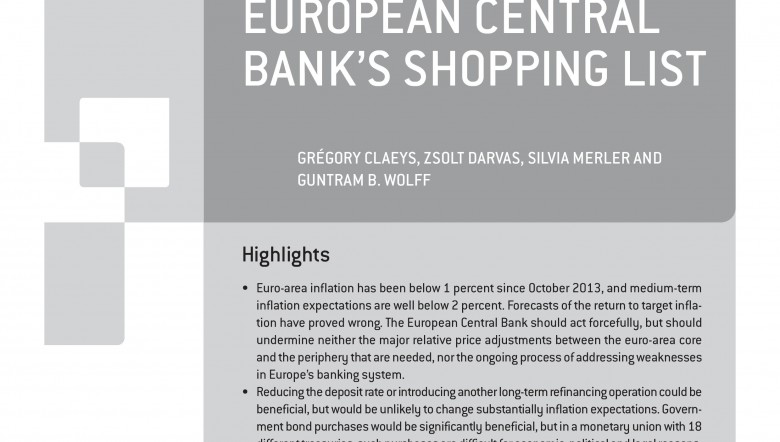 Addressing weak inflation- The European Central Bank s shopping list (English)-page-001